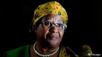 Malawi's President Joyce Banda