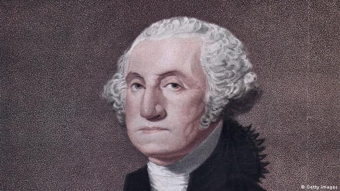 Portrait von George Washington