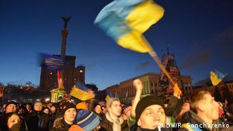 Чоллек: на Євромайдані йдеться про значно глибинніші речі, аніж просто про зміну прізвища прем'єр-міністра