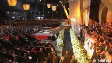 Beerdigung Mandela Südafrika