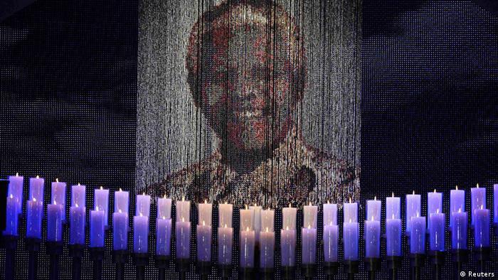 Trauer Mandela Südafrika (Reuters)