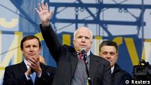Ukraine McCain Rede Maidan 15.12.2013