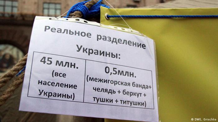 Ukraine Kiew Proteste