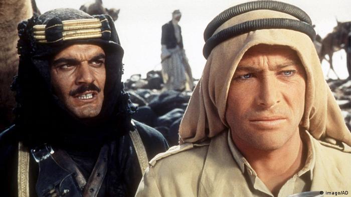 Кадр из фильма ''Lawrence of Arabia''