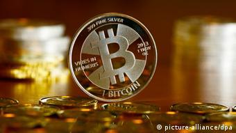 Bitcoin Münzen virtuelle Währung