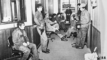 Radio Renascenca Portugal 1975 Besetzung Soldaten +++ SCHLECHTE BILDQUALITÄT+++