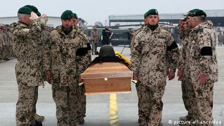 Getötete deutsche Soldaten in Afghanistan