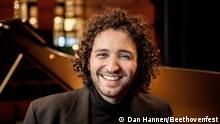Bild 1: Finalisten der Beethoven-Competition Bonn. Copyright: Dan Hannen/Beethovenfest