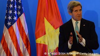 Staatsbesuch US- Aussenminister Kerry in Vietnam im Dezember 2013