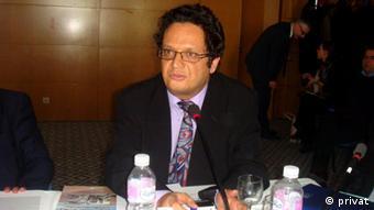 Riadh Sidaoui Politikwissenschaftler Tunesien Schweiz