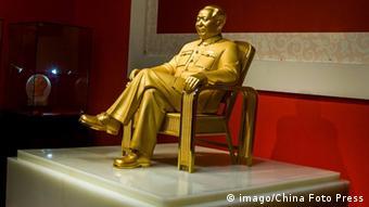 China Shenzhen Statue Mao Zedong