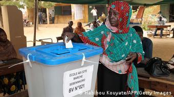 Mali Parlamentswahlen 15.12.2013