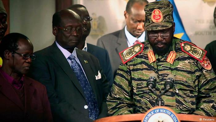 Südsudan Juba Ausschreitungen UN 16.12.2013