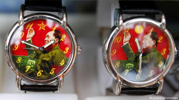 China Mao Uhr