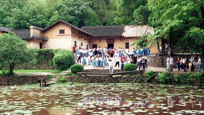China Mao Geburtshaus