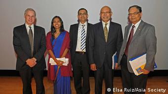 Indien Diplomat Devyani Khobragade wurde in New York festgenommen