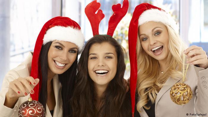 Weihnachtsfeier Weihnachten Büro Unternehmen