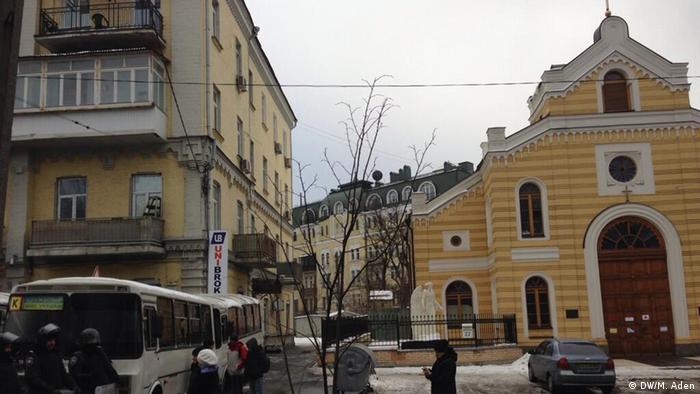 Євангелічна лютеранська церква Святої Катерини в Києві (фото з архіву)