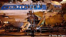 Lockerbie Attentat Rekonstruktion