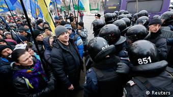 Ukraine Proteste in Kiew 17.12.2013