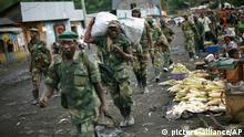 M23-Rebellen, Demokratische Republik Kongo