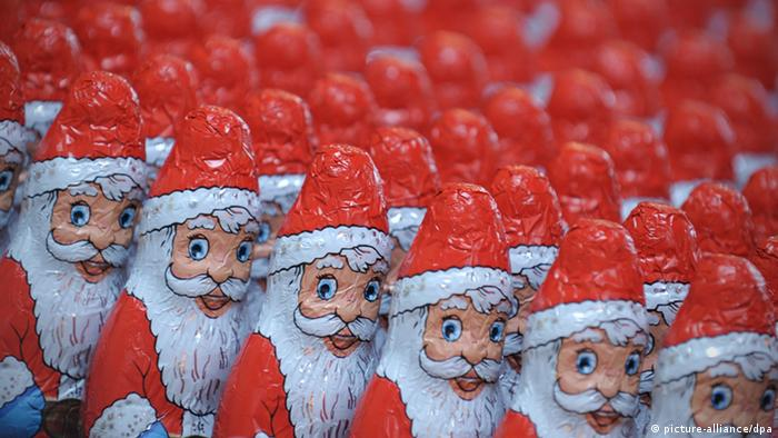 St Nick Beats Out Santa