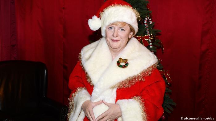 Bildergalerie Weihnachtsmann rund um die Welt