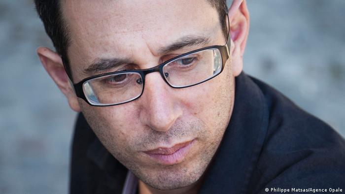 Der israelische Schrifsteller Assaf Gavron, © Philippe Matsas/Agence Opale