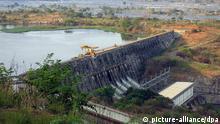 Kongo Staudamm Inga