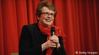 Billie Jean King Ex-Tennisspielerin 2013