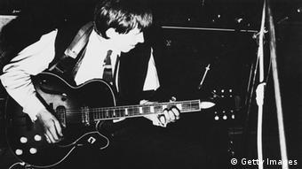 Keith Richards Gitarrist Rolling Stones 1964