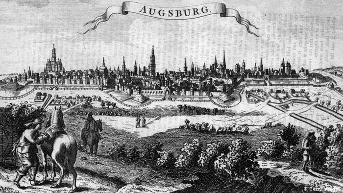 Аугсбург
