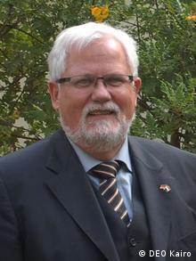 Thomas Schröder-Klementa Rektor der DEO Kairo