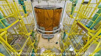 گایا در مأموریت پنج ساله خود میلیونها گیگا بایت اطلاعات به زمین خواهد فرستاد