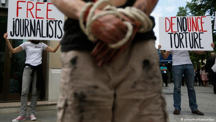 Symbolbild Pressefreiheit