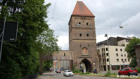 Stadtbild Augsburg EINSCHRÄNKUNG