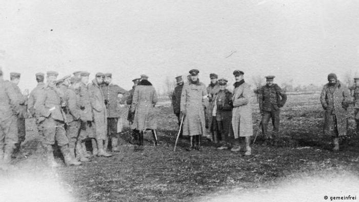 Weihnachtsfrieden 1914