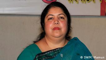 Bangladesch Shirin Sharmin Chowdhury