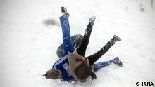 Bildergalerie Iran Winter