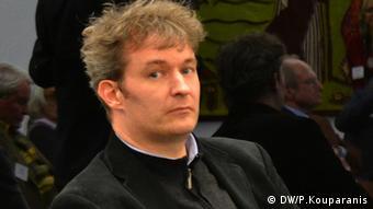 Михаел Мартенс, балканският специалист на ФАЦ