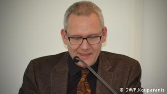 Andreas Wirsching, director of the Institute for Contemporary History in Munich.