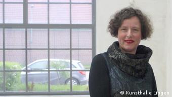Meike Behm vom Kunstverein Lingen (Foto: Kunsthalle Lingen)