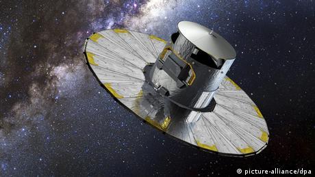 Gaia Raumsonde Satellit