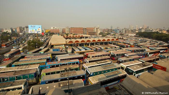 Blockade Leiden Bangladesch