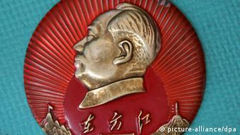 Mao Abzeichen Mao Zedong