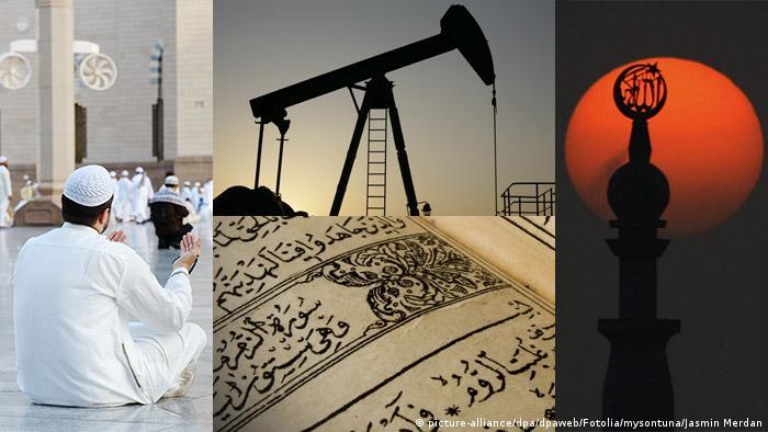 Picture-Teaser Wahhabismus - eine globale Bedrohung? (picture-alliance/dpa/dpaweb/Fotolia/mysontuna/Jasmin Merdan)