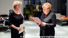 Monika Grütters Kultur-Staatsministerin