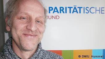 Alexander Elbers vom paritätischen Wohlfahrtsverband (Foto: Ulrike Hummels)