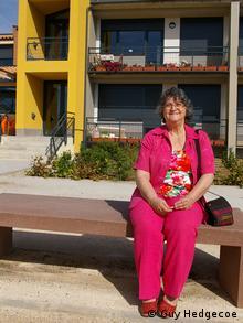 Pensionistengesellschaft in Spanien