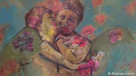 فرشته اثر شهرام کریمی